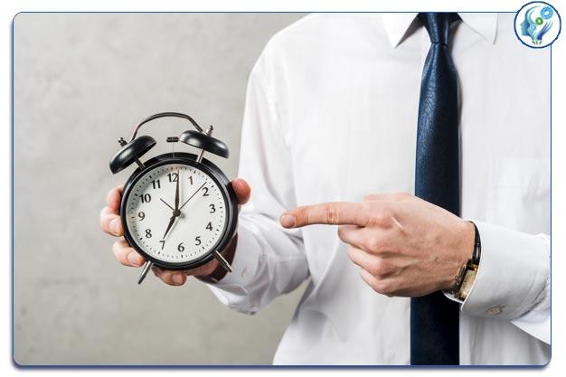 چند توجه مهم برای مدیریت بهتر زمان